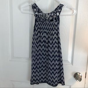 Women's sleeveless blouse XS